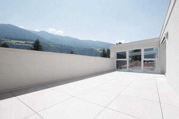 Villa Delos balcony